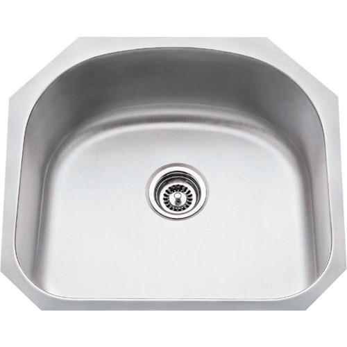 Stainless Steel (18 Gauge) Large Utility Sink
