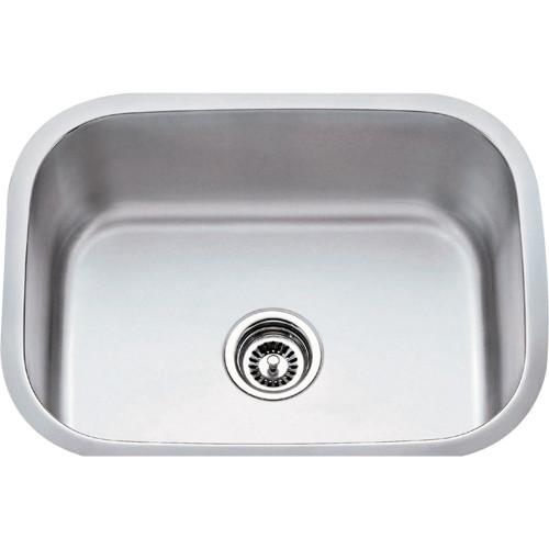 Stainless Steel (18 Gauge) Utility Sink