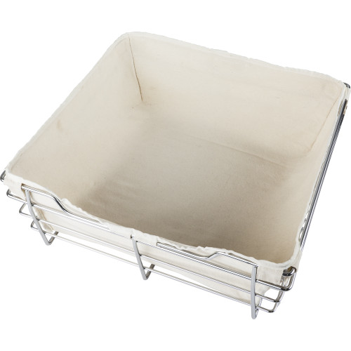 Cloth Tan Canvas Basket Liner for POB1-14236 Basket