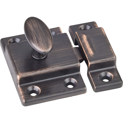 "Brushed Oil Rubbed Bronze 1-3/4"" Cabinet Latch"