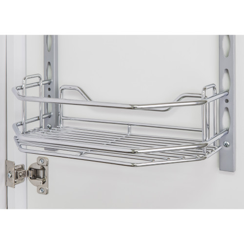 "Chrome 6"" Deep Individual Tray Replacement or Additional Tray for"