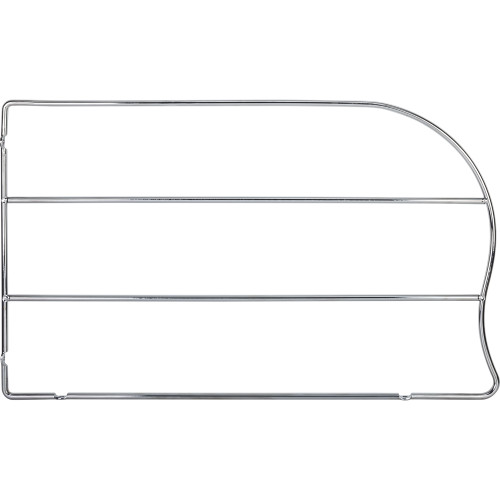 """Polished Chrome 12"""" Tall Bakeware/Tray/Cookie Sheet  Organizer"""