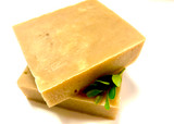 Eucalyptus Lime Shampoo Bar