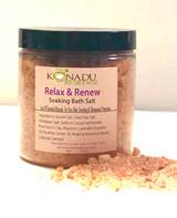Relax & Renew Soaking Bath Salt