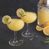 Natural Lemon Burst Wine Slushy Mix