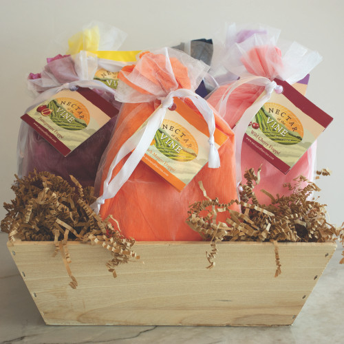 Frappé Wooden Gift Tray(6 pack)