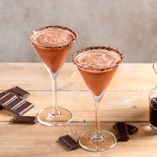 Natural Chocolate Martini Cocktail Mix