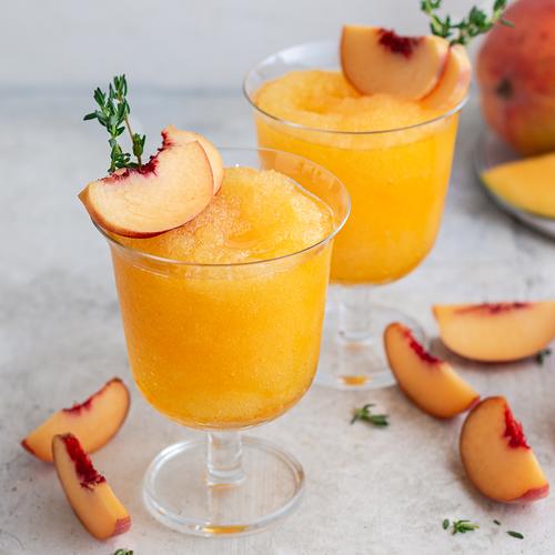 Peach Mango Wine Slushy Mix