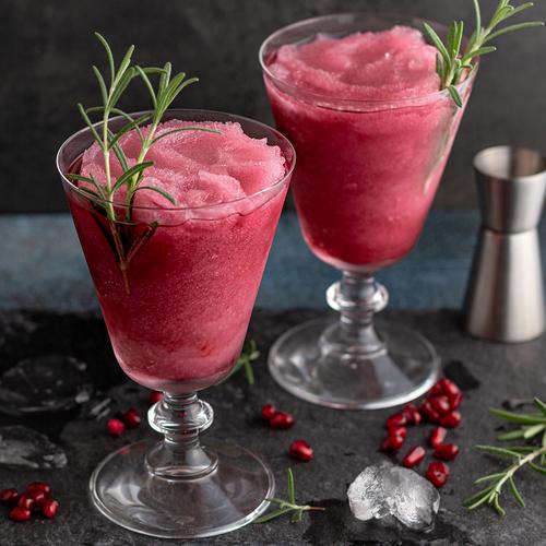 Pomegranate Wine Slushy Mix