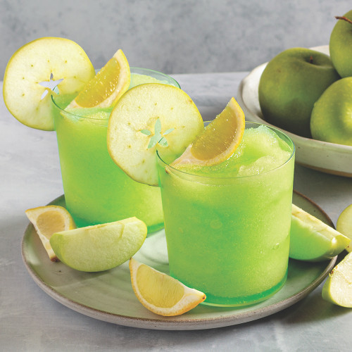 Wild Sour Apple Wine Slushy Mix