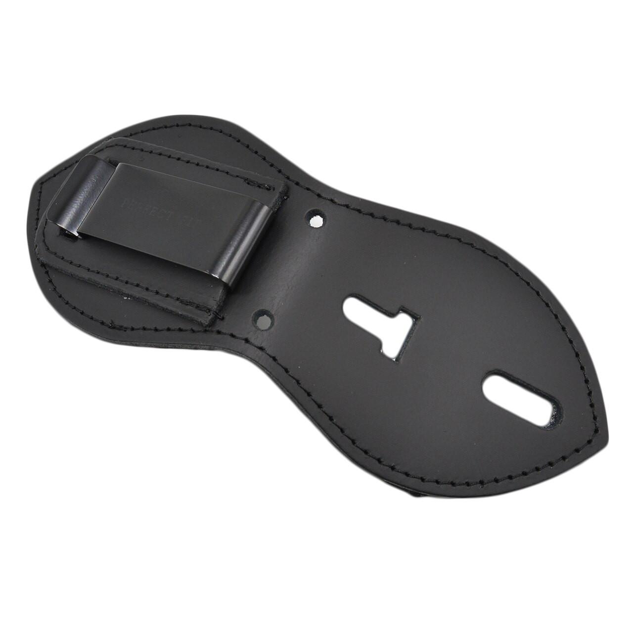Universal Teardrop Belt Police Badge Holder Also Can Wear Around Neck