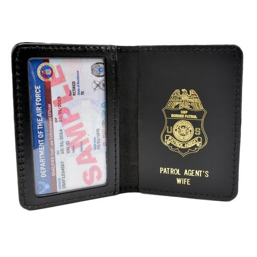 U S Border Patrol Agent's Family Member Drivers License Case