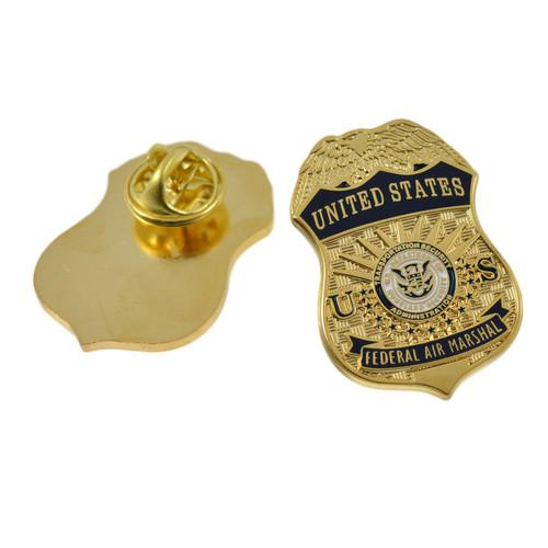 Federal Air Marshal Mini Badge Lapel Pin