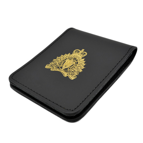 RCMP Leather Pad Style 3.5 x 5 Evidence Notebook Cover - Triform