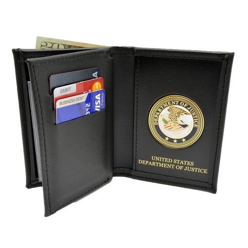 Department of Justice (DOJ) Medallion Credential Double ID Wallet