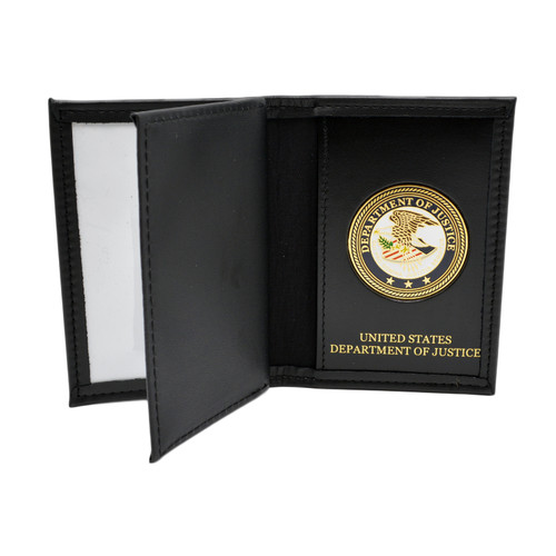 Department of Justice (DOJ) Medallion Double ID Credential Case
