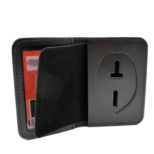 Concealed Weapons Permit Badge Case Wallet