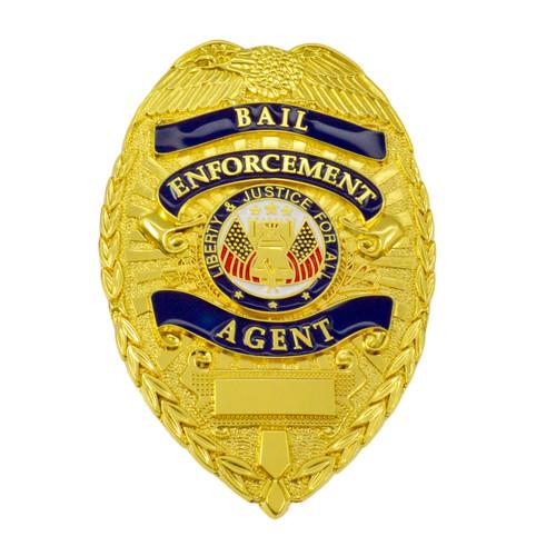 Bail Enforcement Agent Badge