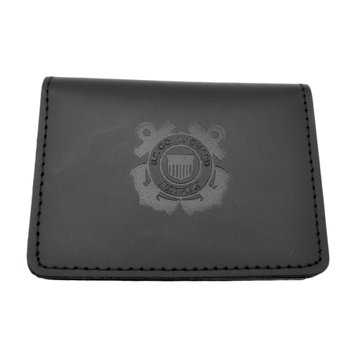 U. S. Coast Guard Auxiliary ID Card Case