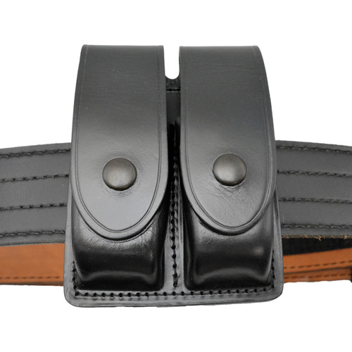 Closed Top Double Mag Pouch - Universal - Single Stack