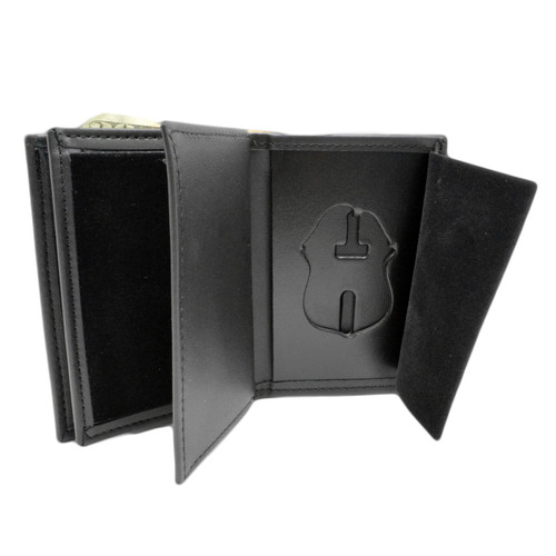 U S Secret Service Special Agent Badge Wallet with Double ID Holders Federal Style