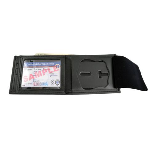 Washington Metro Police Badge Wallet Bifold Credit Card
