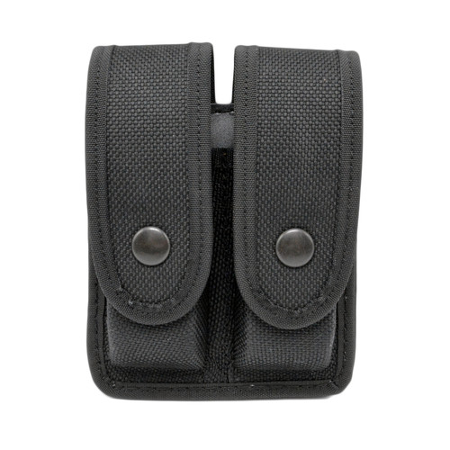 Nylon Closed Top Double Mag Pouch - Universal - Single Stack