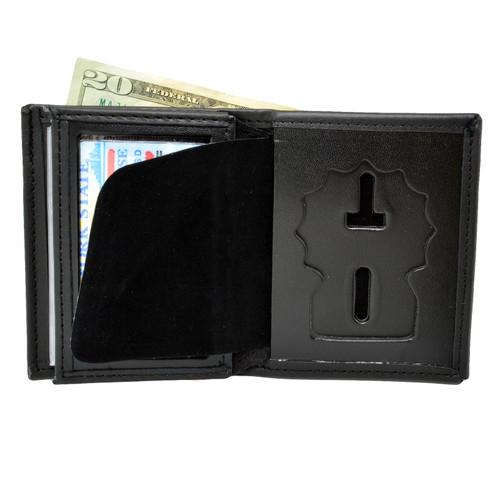 Smith Warren S24X Windmill Shape Bifold Badge Wallet