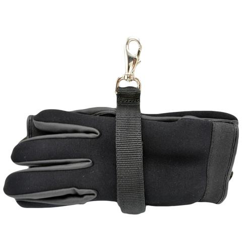 Perfect Fit Nylon Fireman Glove Holder Strap