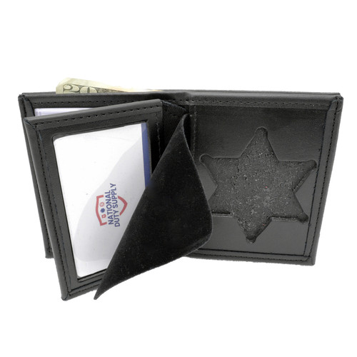 Los Angeles County Sheriff Police Flat Badge Wallet