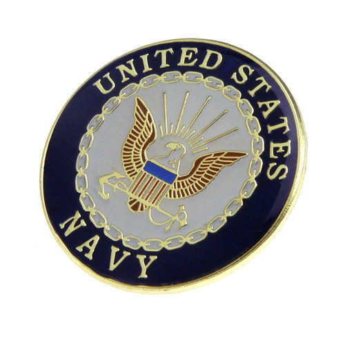U S Navy Seal Emblem Lapel Pin
