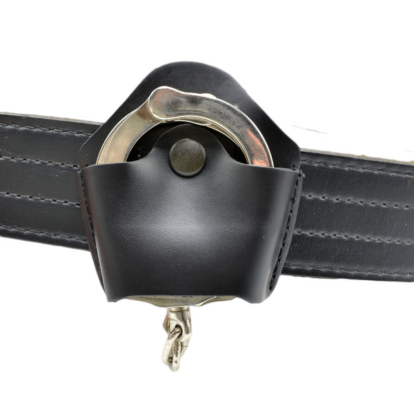 Open Top Handcuff Case