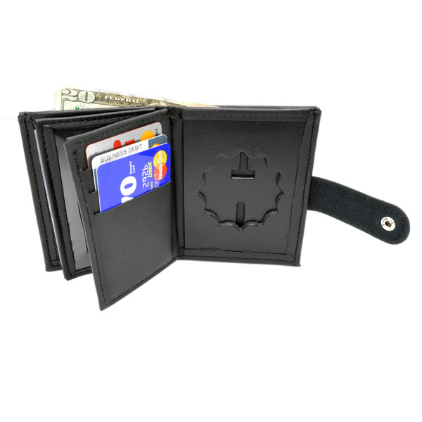 NYPD Lieutenant - NYDOC - Womens Bifold Badge Wallet