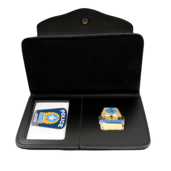 Montreal Police Women's All-In-One Badge Wallet