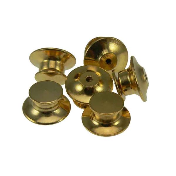 Deluxe Locking Flathead Pin Clutch Backs