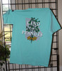 "Georgia Peanuts ""Land of Peanuts"" T-shirt - Chalky Mint Comfort Color"