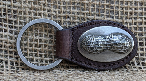 Brown Key Fob