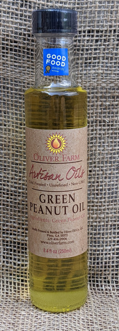 Oliver Farms Peanut Oil