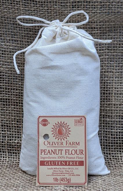 Oliver Farms Peanut Flour