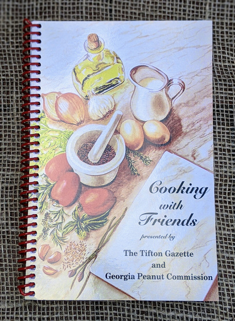 Cooking with Friends Cookbook