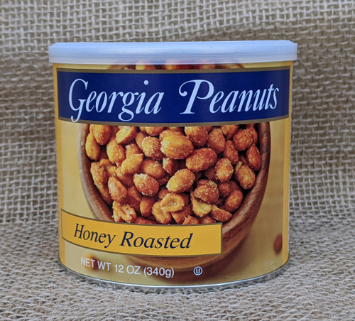 12 oz. can of Honey Roasted Peanuts