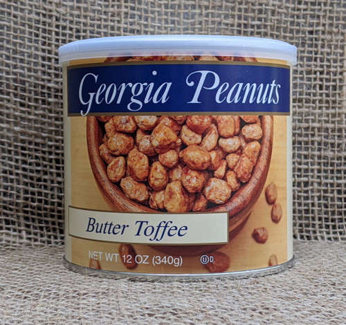 12 oz can Butter Toffee Peanuts