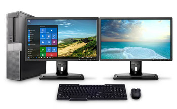 Refurbished Dual Monitor Pcs Computers Find Low Prices
