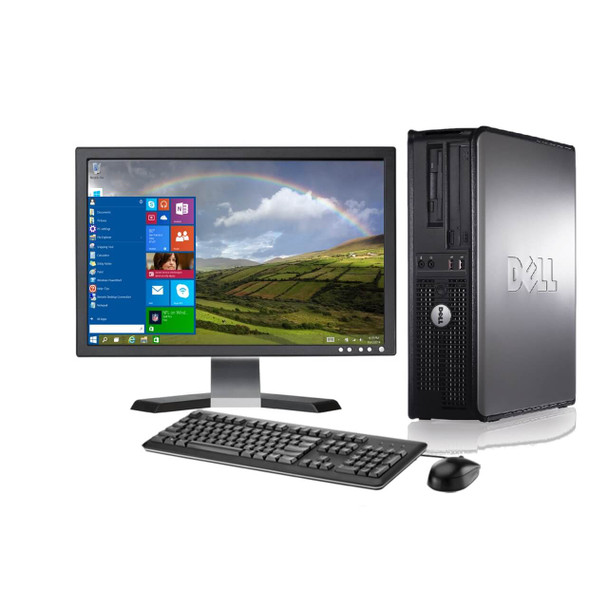 Refurbished Dell Desktop Deal 4GB Memory with 160GB Hard Drive