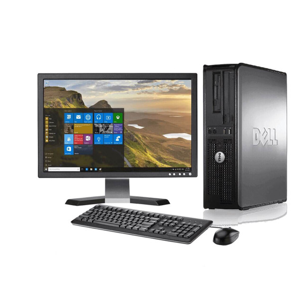 "Dell Desktop with 17"" LCD 4GB Memory 1TB Hard Drive, Desktop Deal"
