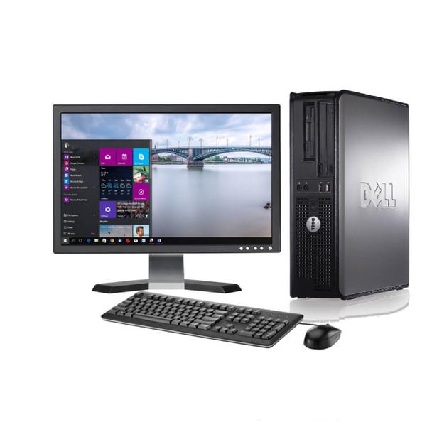 Refurbished Dell Computer - Optiplex Desktop Computer