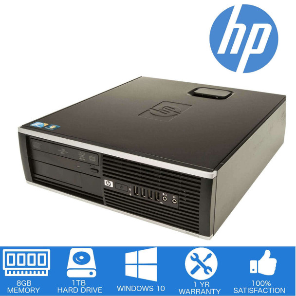 HP Desktop Deal, 8GB Memory with 1TB Hard Drive. Desktop Sale