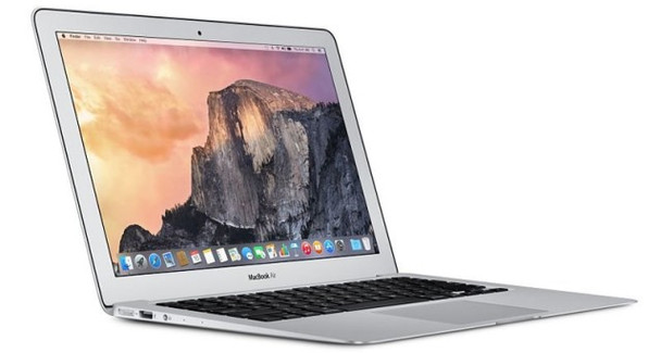 Apple MacBook Air 11-inch 1.6GHz Core i5 (Early 2015) MJVM2LL/A