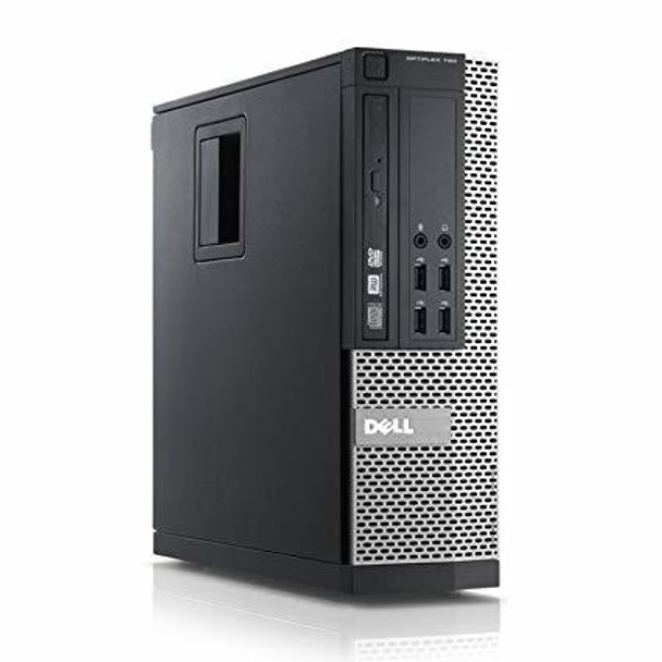 Refurbished Dell PC Computer Desktop CORE i5 3.0GHz 8GB 128GB SSD Windows 10