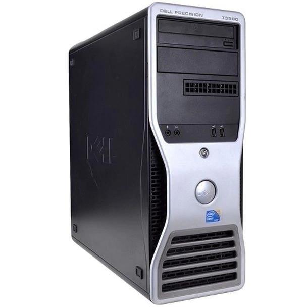 Dell  T3500  Precision Workstation Desktop PC - Intel Xeon 12 GB Memory